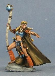ilana female shaman