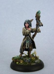 sharyn female wizard