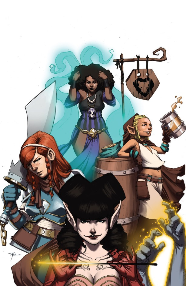 Rat Queens Vol 1 TPB - Sass & Sorcery (2014) (Digital) (K6-Empire) 009