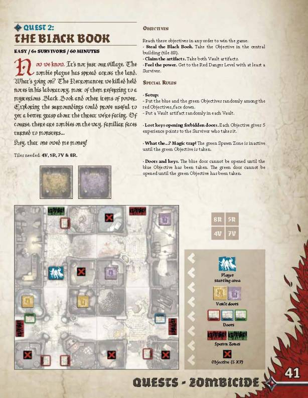 Pages de Zombicide-Black-Plague-Rulebook-6
