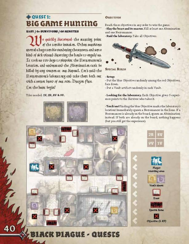 Pages de Zombicide-Black-Plague-Rulebook5