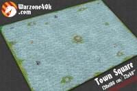 72x48 age of sigmar town square battle mat